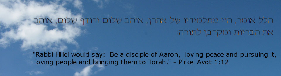 Rabbi John Rosove's Blog