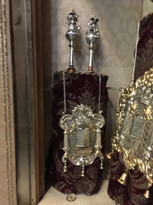 Nussbaum Torah