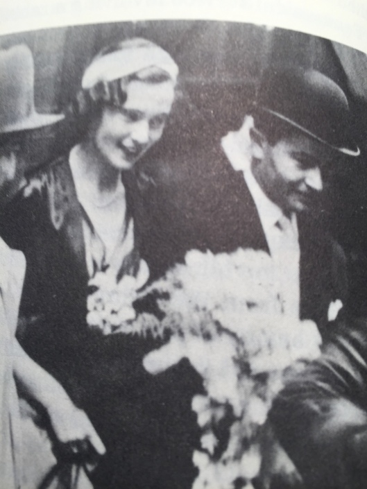 Ruth and Max Nussbaum - Wedding Day July 13 1938 in Berlin