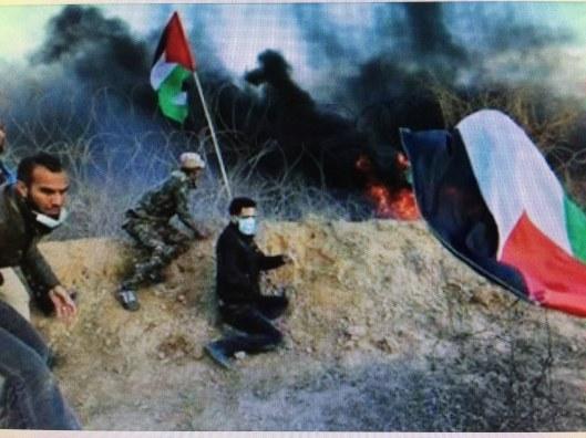 Hamas warfare